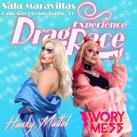 Drag Race Experience con Ivory Mess & Hunky Mattel